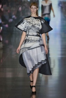 The Textile Federation and London Fashion Weekend's Design Competition
