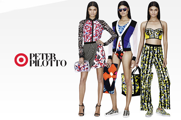 Peter pilotto for target see every single look from the eagerly anticipated collaboration