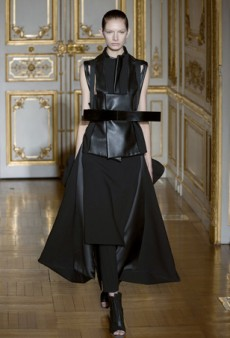 Rad Hourani Debuts Spring 2014 Collection at Paris Haute Couture Fashion Week