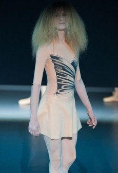 Viktor & Rolf Haute Couture Spring 2014 Takes Us to the Ballet