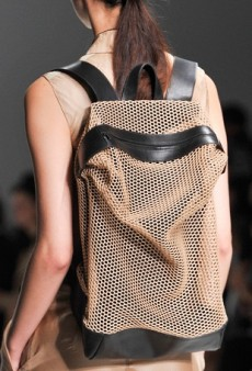 Runway to Hight Street: The Spring 2014 Backpack Trend is Here