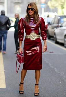 Fashion Editor Street Style: Milan Fashion Week Fall 2014 (Forum Buzz)