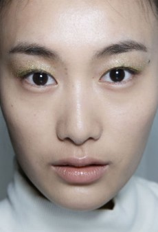 Glitter Gets a Modern Makeover at Altuzarra Fall 2014