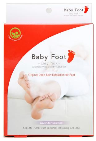 Baby Foot Portrait