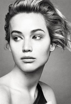 Wait Until You See Jennifer Lawrence in Her Gorgeous New Dior Campaign