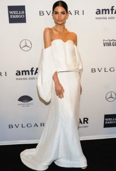 amfAR New York Gala 2014 Red Carpet Fashion Review