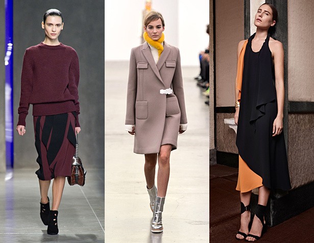 The Hits: Bottega Veneta, Iceberg, Agnona. Images via IMAXtree.