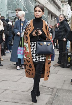 Fashion Editor Street Style: London Fashion Week Fall 2014 (Forum Buzz)