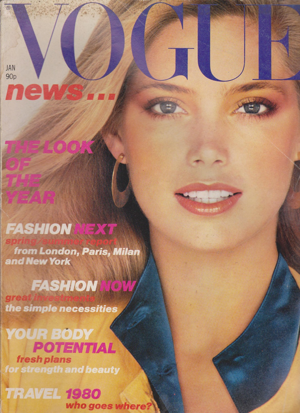 UK Vogue January 1980, via tFS forums