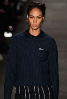 Everyone's Talking About Rag & Bone's Personalized Bombers for Fall 2014 (Runway Review)