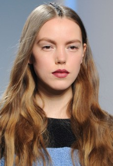 Aveda Creates an Urban Country Look for Tibi Fall 2014