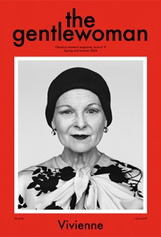 The Gentlewoman Releases Yet Another Amazing/Fantastic/Delightful Cover — Featuring Vivienne Westwood
