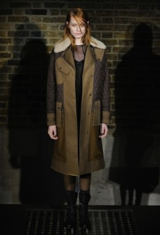 Belstaff Celebrates the Modern City Girl for Fall 2014 (Runway Review)