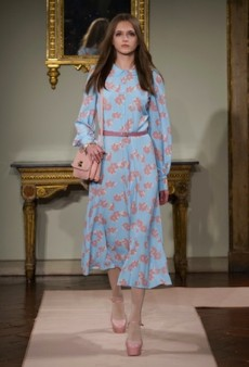 Blugirl Heads Inside the Manor for Fall 2014 (Runway Review)