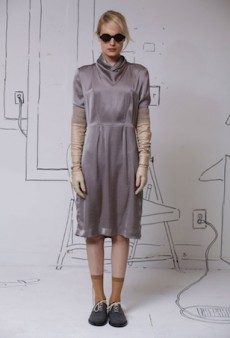 Band of Outsiders Keeps the Quirk Coming for Fall 2014 (Runway Review)