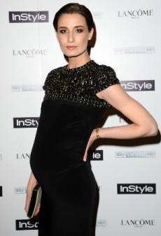 Model Erin O'Connor Announces Pregnancy