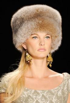 New York Fashion Week Trendspotting: Hats Off!