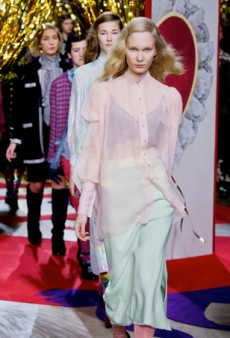 Meadham Kirchhoff's Hodgepodged Fall 2014 Collection (Runway Review)
