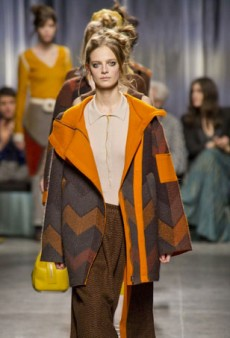Missoni Finds Inspiration in a Free-Spirited Woman for Fall 2014 (Runway Review)