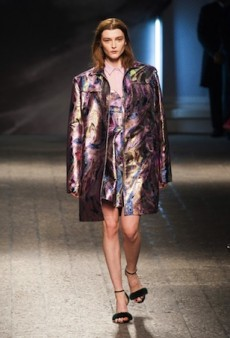 MSGM Marries Prints and Simplicity for Fall 2014 (Runway Review)