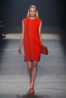 Simplicity Reigns at Narciso Rodriguez's Fall 2014 Presentation (Runway Review)