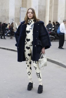 Paris Fashion Week Street Style: A More Youthful, Experimental Vibe
