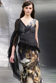 Rodarte Fall 2014 is Star Wars Themed (Runway Review)
