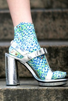 Perfect Pairs: The Sock and Shoe Trend to Shop Now