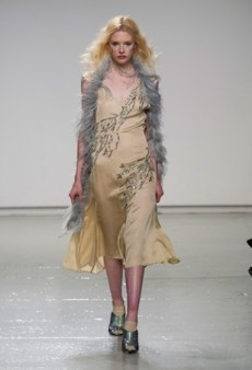 Tracy Reese Goes Back to Nature for Fall 2014 (Runway Review)