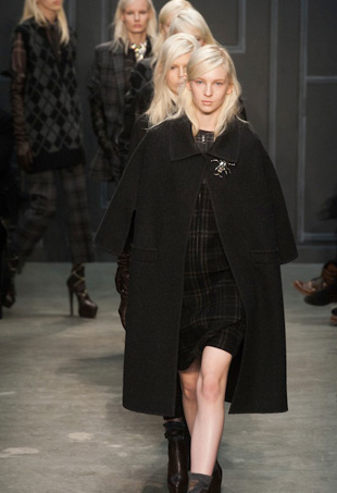 Vera Wang Fall 2014 Runway Review TheFashionSpot