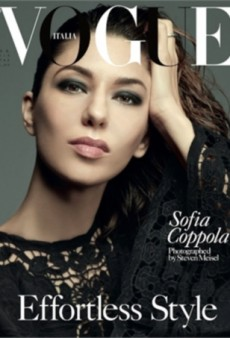 Sofia Coppola Fails to Impress With a 'Flat' Cover for Vogue Italia (Forum Buzz)