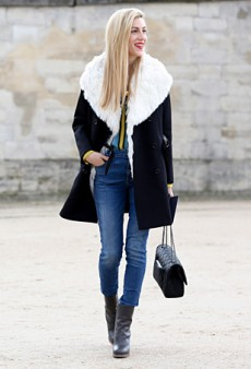 Fashion Editor Street Style: Paris Fashion Week Fall 2014 (Forum Buzz)