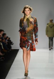 Toronto Fashion Week Fall 2014: Melissa Nepton, Pink Tartan and Joe Fresh