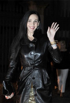 RIP: Designer and Model L'Wren Scott Reportedly Found Dead from Hanging