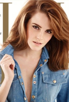 Emma Watson Is Elle's Latest Cover Star (Forum Buzz)