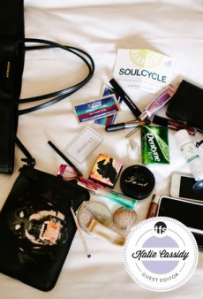 Katie Cassidy: What's In My Bag?