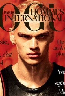 Mert Alas and Marcus Piggott Photograph Their First Cover for Vogue Hommes International (Forum Buzz)