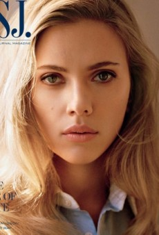 An Effortlessly Beautiful Scarlett Johansson Is WSJ's April Cover Star (Forum Buzz)