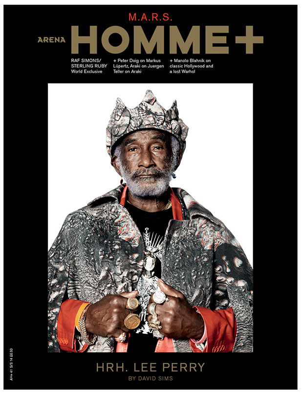 Lee Scratch Perry Arena Homme+ Cover