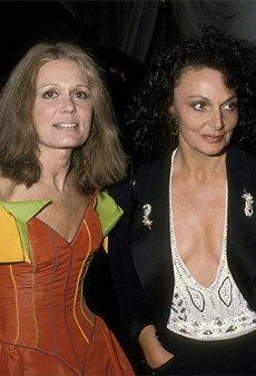 Link Buzz: Gloria Steinem Receives the DVF Lifetime Achievement Award; Vogue's Guide to Prison Dressing