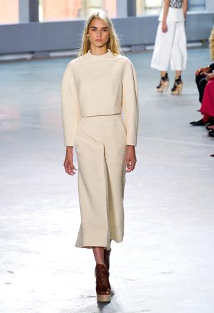 Proenza Schouler culottes spring 14