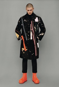 Exclusive: Alasdair McLellan Photographs the Raf Simons x Sterling Ruby Collection for Arena Homme+