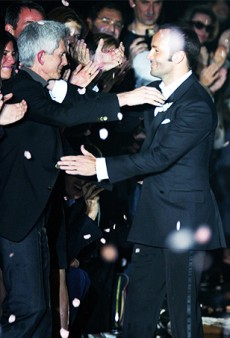 Sorry Ladies: Tom Ford Is Married and Off the Market