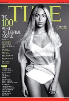 Beyoncé Covers TIME Magazine's 100 Most Influential People Issue with Suspiciously Slimmer Thighs