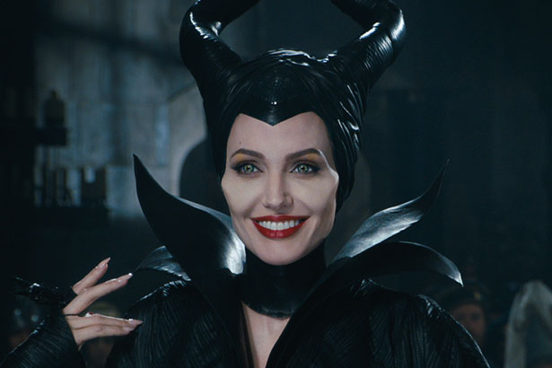 Angelina Jolie in Disney's Maleficent