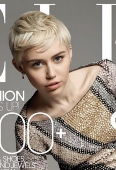How Soon Is Too Soon? Miley Cyrus Wears Fall 2014 Marc Jacobs Look for ELLE's May Issue (Forum Buzz)