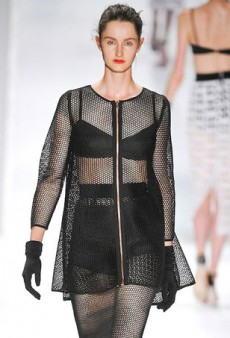 Net Results: Spring's Sports-Inspired Mesh Trend