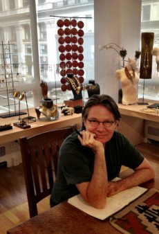 21 Questions with… Jewelry Designer Robert Lee Morris