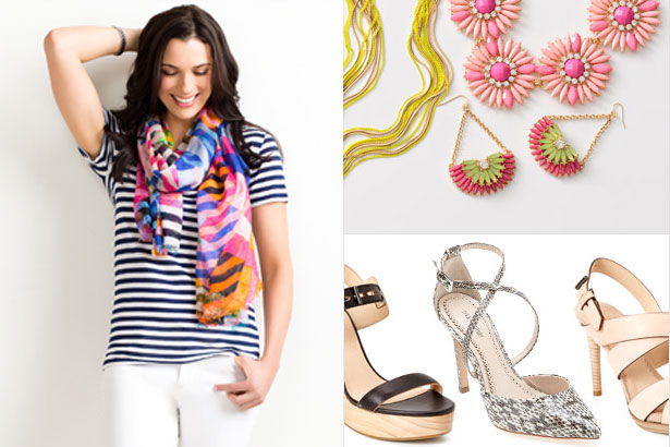 RueLaLa sales: scarves, shoes, jewelry