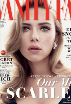 Ouch! Scarlett Johansson Looks 'Horrible' on the Cover of Vanity Fair (Forum Buzz)